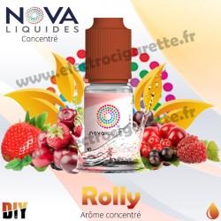 Rolly - Arôme concentré - Nova - 10ml - DiY