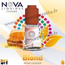 Blond - Arôme concentré - Nova - 10ml - DiY