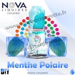 Menthe Polaire - Arôme concentré - Nova - 10ml - DiY