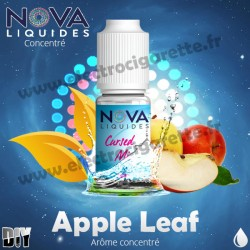 Apple Leaf - Arôme concentré - Nova Galaxy - 10ml - DiY