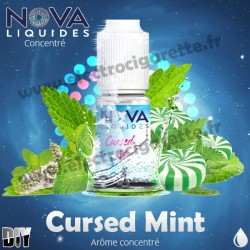 Cursed Mint - Arôme concentré - Nova Galaxy - 10ml - DiY
