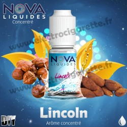 Lincoln - Arôme concentré - Nova Galaxy - 10ml - DiY