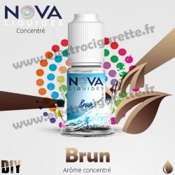 Brun - Arôme concentré - Nova Original - 10ml - DiY