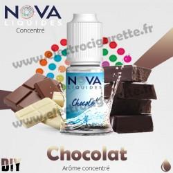Chocolat - Arôme concentré - Nova Original - 10ml - DiY