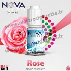Rose - Arôme concentré - Nova Original - 10ml - DiY