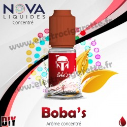 Boba's - Arôme concentré - Nova Premium - 10ml - DiY
