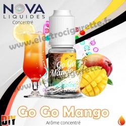 Go Go Mango - Arôme concentré - Nova Premium - 10ml - DiY
