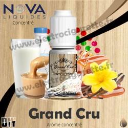Grand Cru - Arôme concentré - Nova Premium - 10ml - DiY
