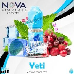 Yéti - Arôme concentré - Nova Premium - 10ml - DiY
