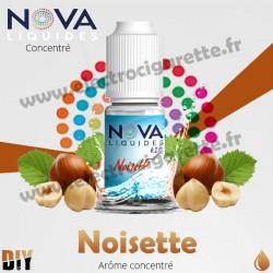 Noisette - Arôme concentré - Nova Original - 10ml - DiY