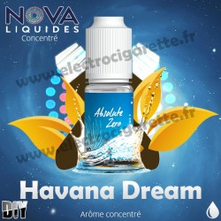 Havana Dream - Arôme concentré - Nova Galaxy - 10ml - DiY