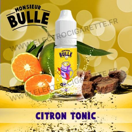 Citron Tonic - Monsieur Bulle - Liquideo - 10 ml