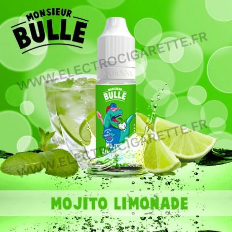 Mojito Limonade - Monsieur Bulle - Liquideo - 10 ml