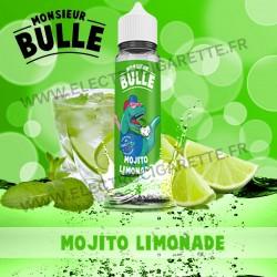 Mojito Limonade - Monsieur Bulle - Liquideo - ZHC 60 ml