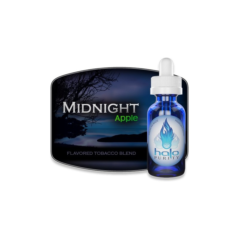 Halo Midnight Apple - 30ml