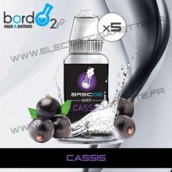 Pack de 5 x Cassis - Basic - Bordo2