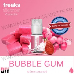 Bubble Gum - Freaks - 30 ml - Arôme concentré DiY - Sans sucralose