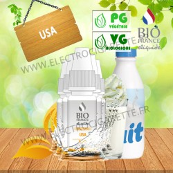 Pack de 5 x USA - Bio France - 10ml
