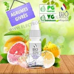Agrumes Givrés - Bio France - 10ml