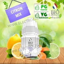 Pack de 5 x Citron Mix - Bio France - 10ml
