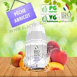 Pack de 5 x Pêche Abricot - Bio France - 10ml