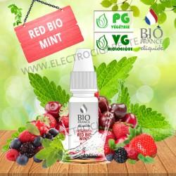 Red Bio Mint - Bio France - 10ml