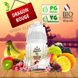 Pack de 5 x Dragon Rouge - French Malaysien - Bio France - 10ml