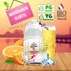 Pack de 5 x Mandarin Subtil - French Malaysien - Bio France - 10ml