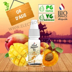Or d'Asie - French Malaysien - Bio France - 10ml