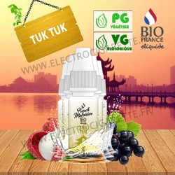 Pack de 5 x Tuk Tuk - French Malaysien - Bio France - 10ml