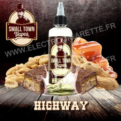 Highway - Small Town Vapes - ZHC 100 ml