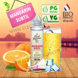 Mandarin Subtil - French Malaysien - Bio France - ZHC 50ml