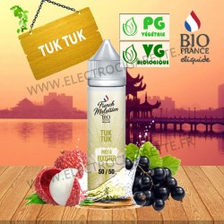 Tuk Tuk - French Malaysien - Bio France - ZHC 50ml