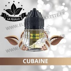 Pack de 5 x Cubaine - La Feuille - 10ml
