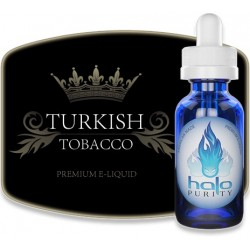 Halo Turkish Tobacco - 30ml