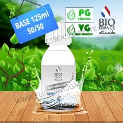 Base - Bio France - 125 ml - PG/VG - 50/50