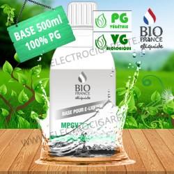 Base - Bio France - 500 ml - 100% PG