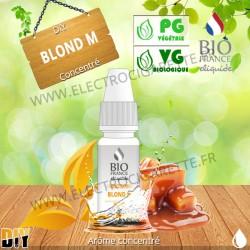 Blond M - Bio France - 10 ml - Arôme concentré DiY