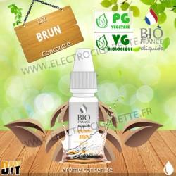 Classic Brun - Bio France - 10 ml - Arôme concentré DiY