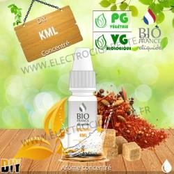 Classic KML - Bio France - 10 ml - Arôme concentré DiY