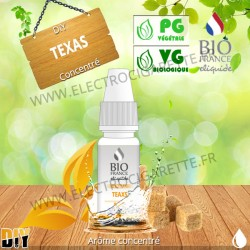 DiY Texas - Bio France - 10 ml - Arôme concentré