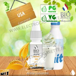 DiY USA - Bio France - 10 ml - Arôme concentré