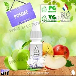 DiY Pomme - Bio France - 10 ml - Arôme concentré