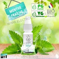 DiY Menthe Fraîche - Bio France - 10 ml - Arôme concentré