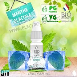 DiY Menthe Glaciale - Bio France - 10 ml - Arôme concentré