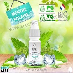 DiY Menthe Polaire - Bio France - 10 ml - Arôme concentré