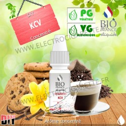 DiY KCV - Bio France Intense - 10 ml - Arôme concentré