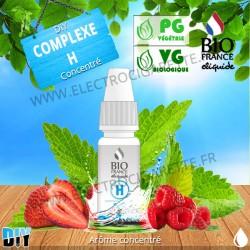 DiY Complexe H - Bio France - 10 ml - Arôme concentré
