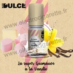 La super Guimauve à la Vanille - Dulce - DLice - 10 ml