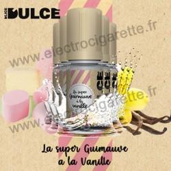 Pack 5 flacons La super Guimauve à la Vanille - Dulce - DLice - 10 ml